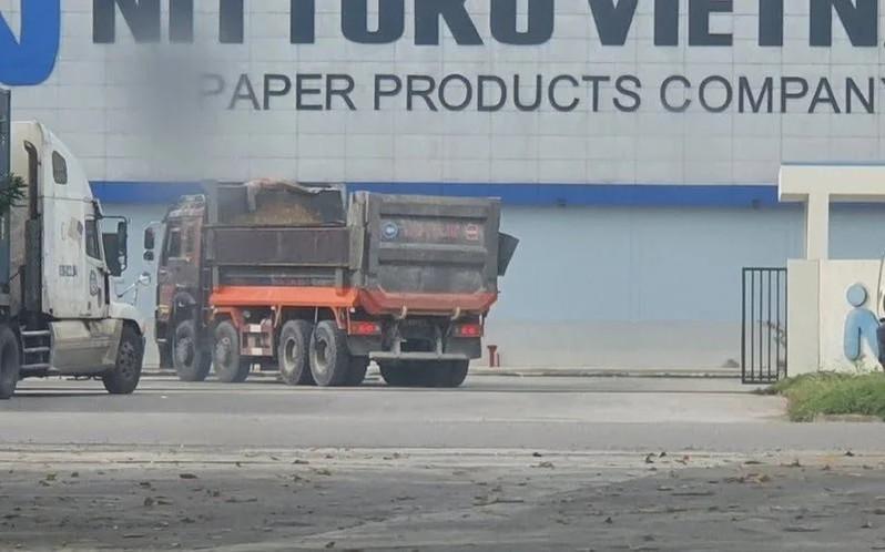 Thái Bình: Nghi án Cty An Sinh đổ trộm chất thải ra môi trường - Bài 1