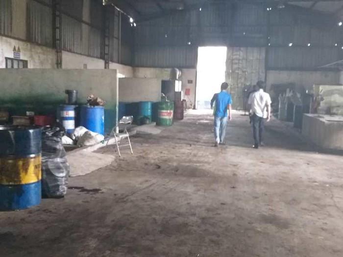 Cấp phép xử lý chất thải nguy hại cho Công ty Việt Thảo: Trách nhiệm của Bộ TNMT ra sao?